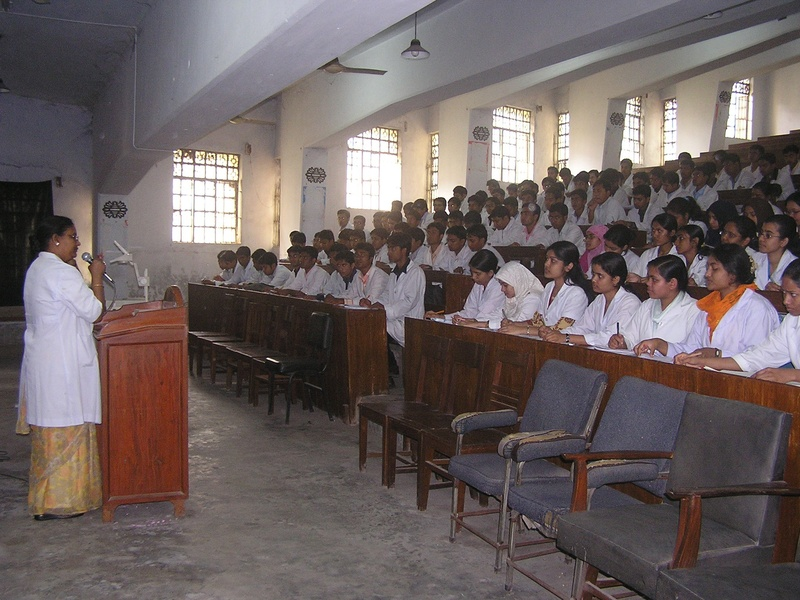 First year Class room