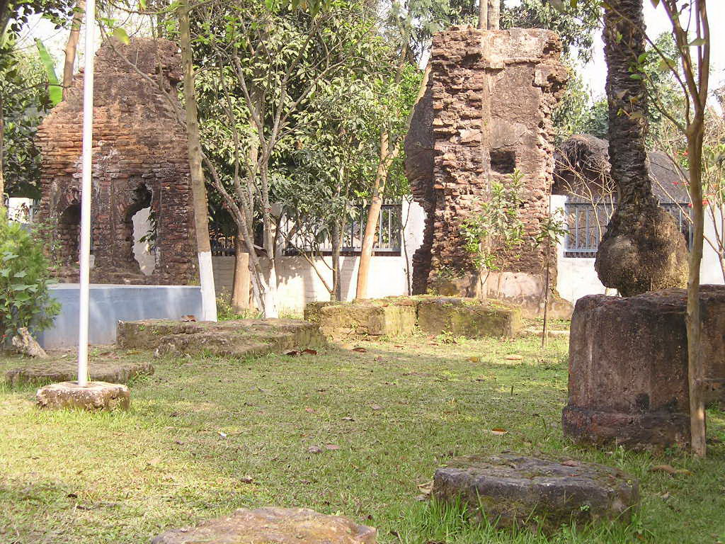 Old house of Begum Rokeya