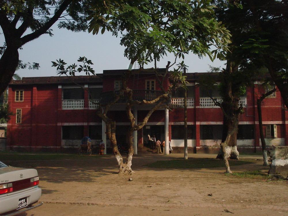 District Sadar Hospital, Rangpur